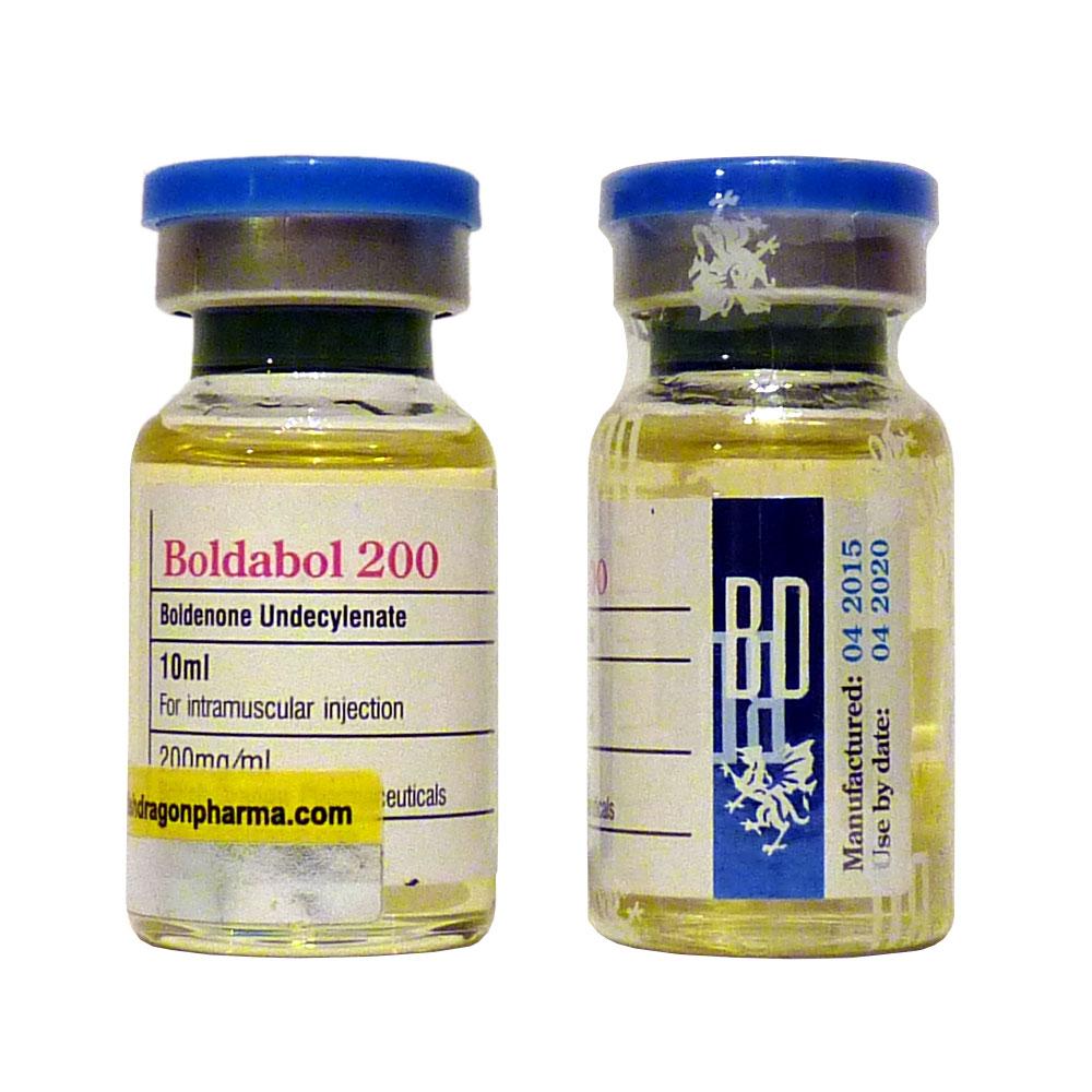 British Dragon Boldabol-200