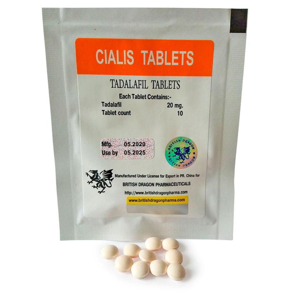 British Dragon Triiodothyronine Tablets