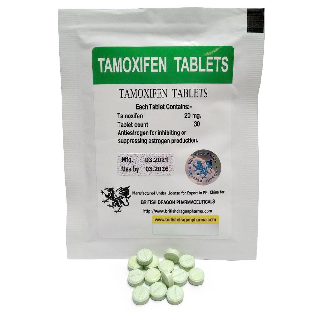 British Dragon Tamoxifen Tablets